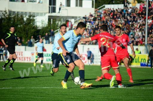 LPF a modificat programul etapei a XVI-a. Meciul FC Botoşani – Steaua se va juca luni