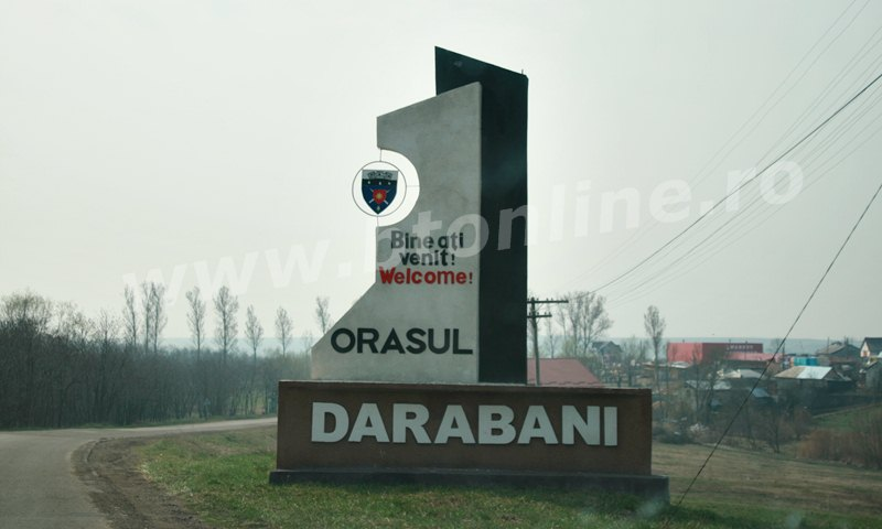 Darabani