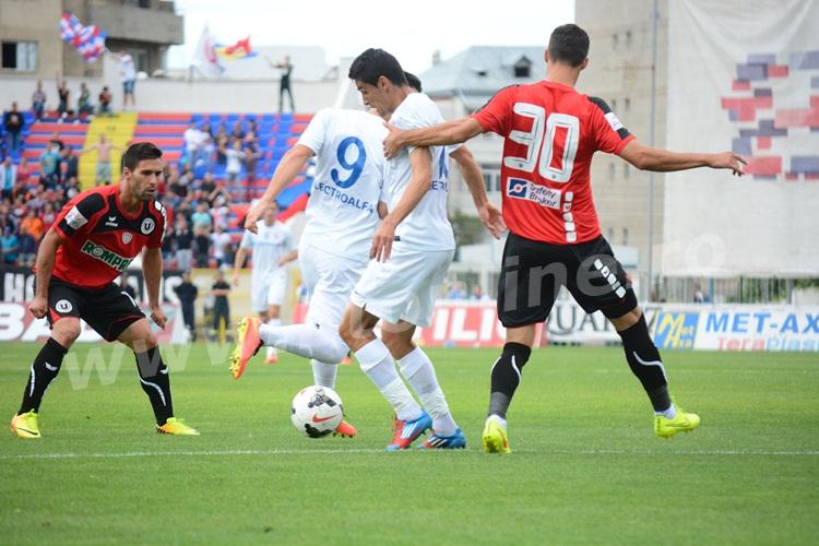ASA Tg. Mureş – FC Botoşani 2-1 LIVE TEXT N'Doye SHOW