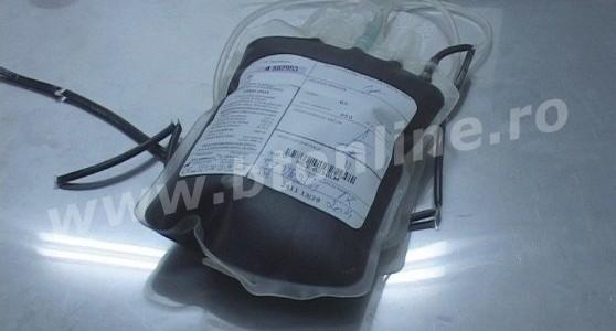 Sute de botoşăneni au donat sânge, în urma campaniei Ministerului Sănătăţii