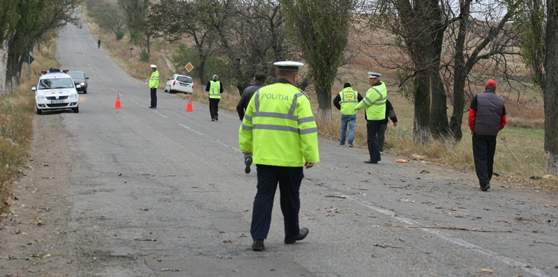politisti accident