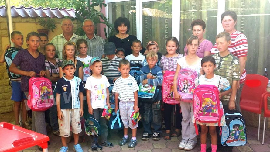 Doina Federovici - copii Rauseni (1)