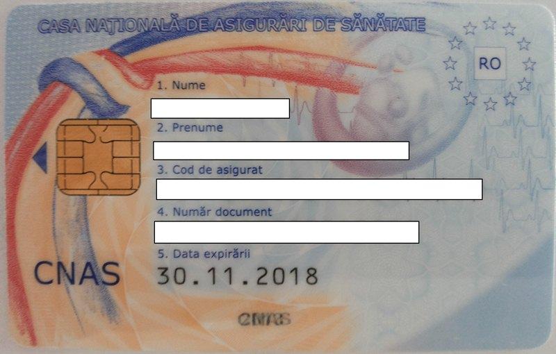 INCREDIBIL 4500 de carduri de sănătate emise morţilor din Botoşani