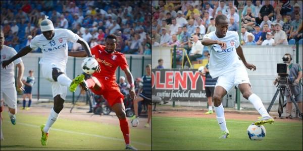 FC Botoşani poate da lovitura cu Martinus Quenten şi Michael Ngadeu. Au venit liberi de contract iar acum valorează peste 500.000 de euro