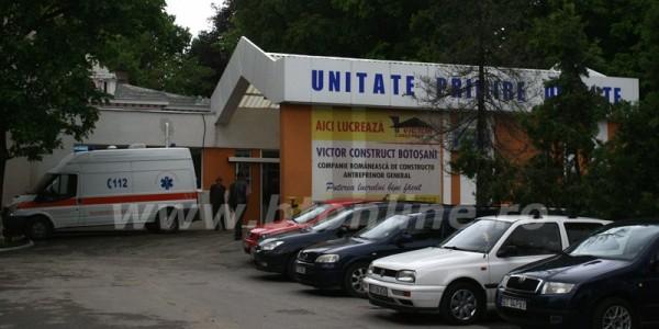 Caz şocant la UPU Botoşani! Un bărbat a murit în timp ce aştepta să fie preluat de un medic