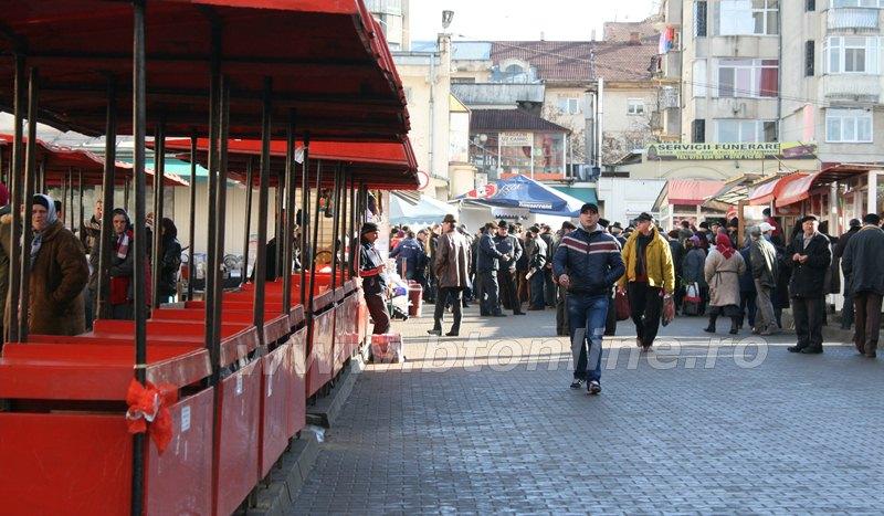Piata Centrala - scandal comercianti (35)