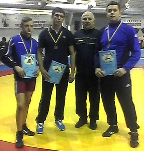lupte medaliati