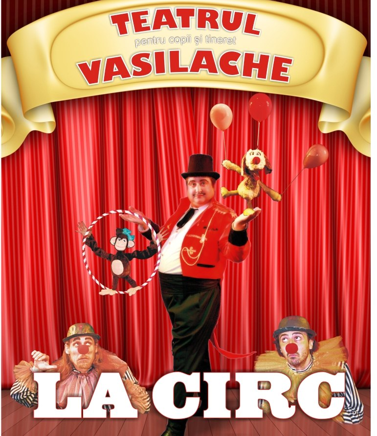 teatrul vasilache la circ