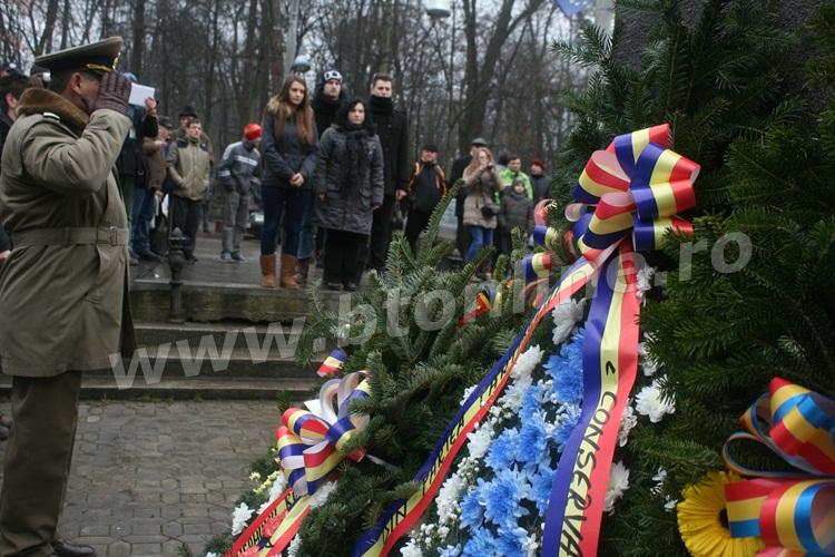 Ziua Unirii, 24 ianuarie 2015, Botosani (7)