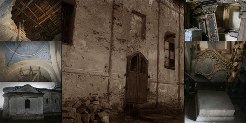 biserica armeana sf treime botosani