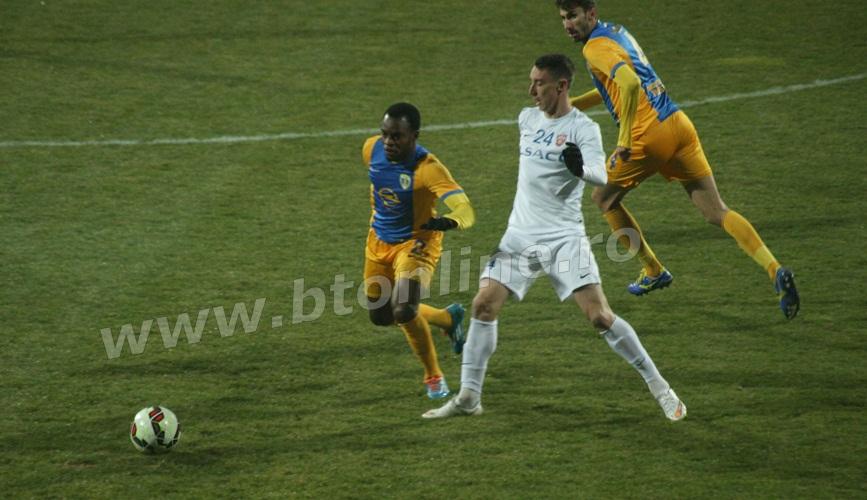 FC Botoşani – Petrolul 0-1: Meci INTERZIS cardiacilor pe Municipal – CRONICĂ