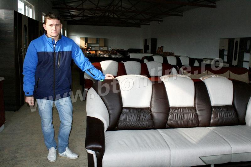 """Un fost fotbalist la Steaua şi FC Naţional produce mobilă în judeţul Botoşani: """"Am văzut moartea cu ochii"""""""