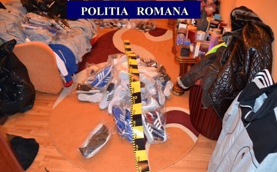 politie produse contrafacute