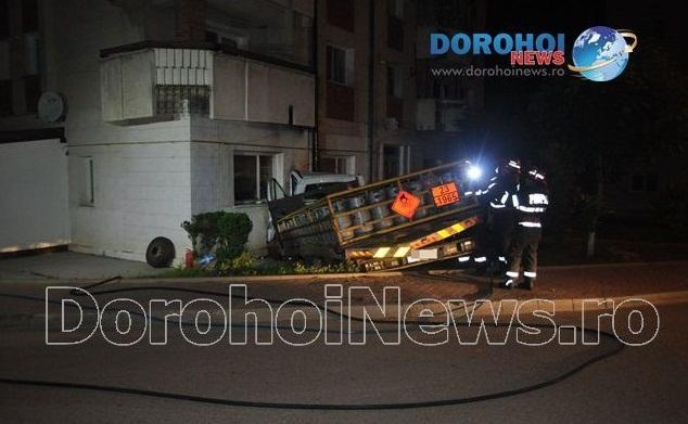 accident autoutilitara dorohoi1