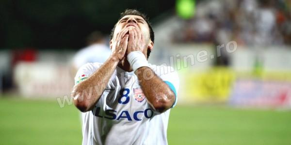 FC Botoşani – Steaua 0-1. Un meci în imagini GALERIE FOTO