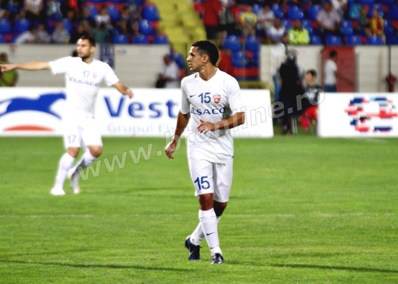 """Gonzalo Cabrera a devenit cel mai bun marcator al FC Botoşani: """"E un fotbalist adevărat"""""""