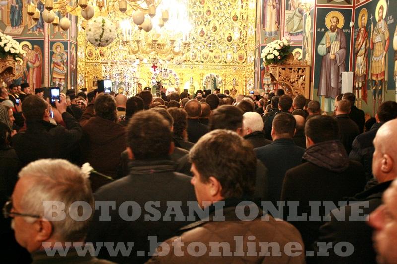 Manastirea Zosin, sosirea Patriarhului Daniel (14)