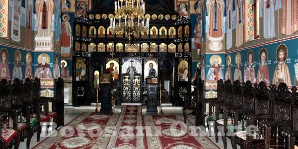 Un om de afaceri din Dorohoi a construit una din cele mai frumoase biserici din judeţul Botoşani GALERIE FOTO