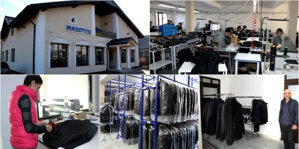 O firmă cu cifra de afaceri de peste 10 miliarde a părăsit municipiul Botoşani. Şi-a construit o fabrică nouă în Răchiţi şi a mutat întreaga activitate – GALERIE FOTO