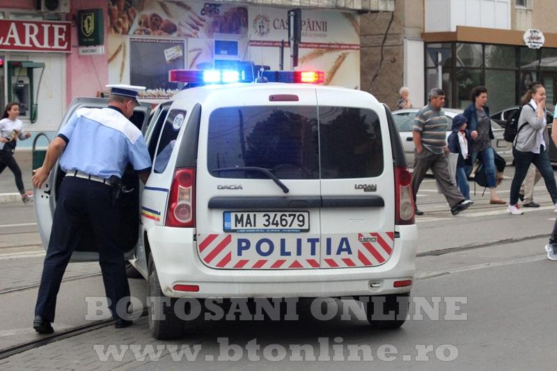 accident primaverii politie (4)