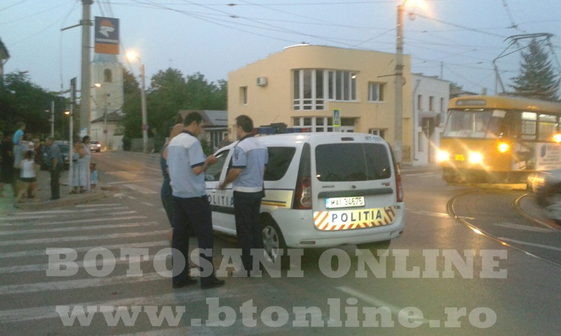 masina politie, trecere pietoni (7)