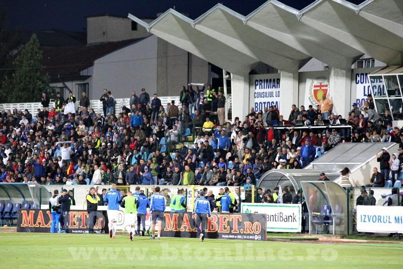 FC Botosani - Steaua 0-2 (17)