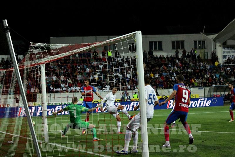 FC Botosani - Steaua 0-2 (40)
