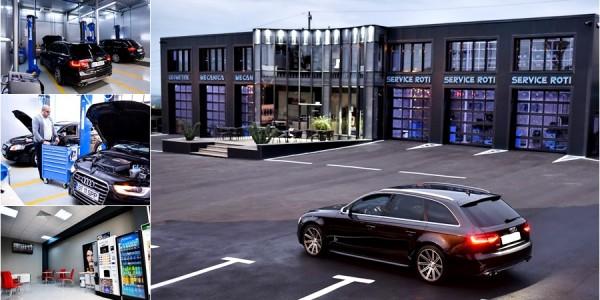 Solenyy a lansat un nou concept de service auto în Botoşani – GALERIE FOTO
