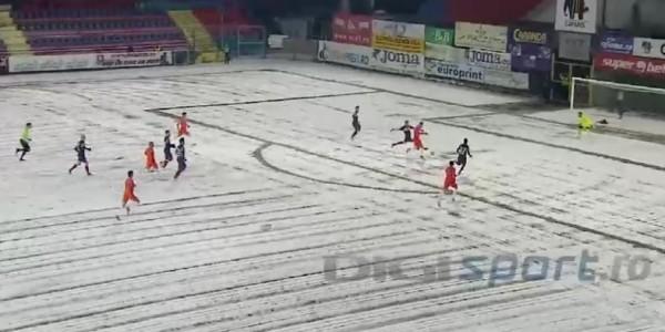 ASA Tg. Mureş – FC Botoşani 2-0. ÎNFRÂNGERE RUŞINOASĂ Două goluri încasate în minutele 46 şi 47