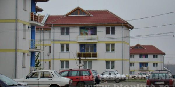 Chiriaşii ANL din Botoşani au început să renunţe la locuinţe