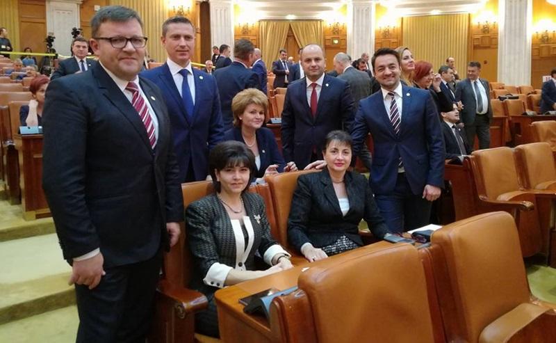 parlamentari psd