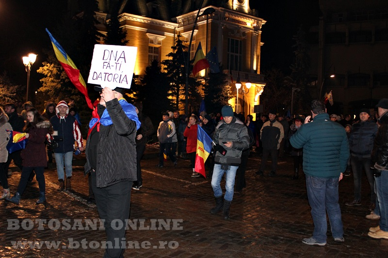 proteste Botosani 3 febriarie 2017 (1)
