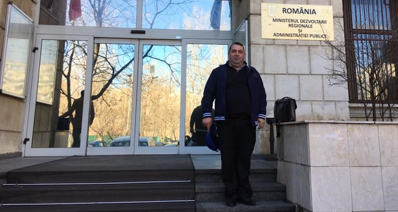 costel romanescu, ministerul dezvoltarii