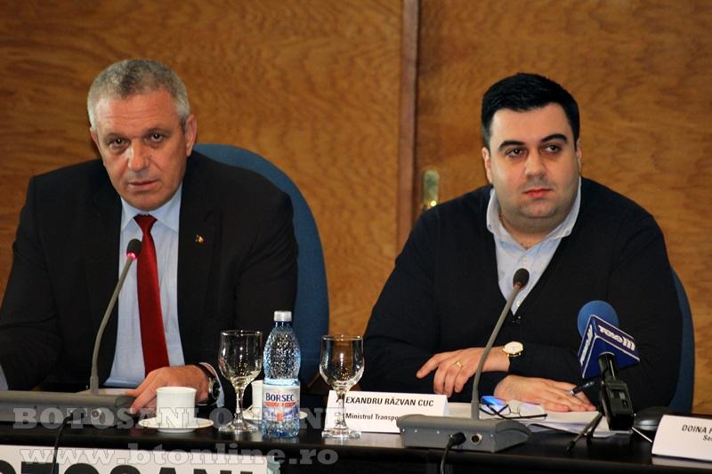 razvan cuc. ministrul transporturilor, la botosani (11)