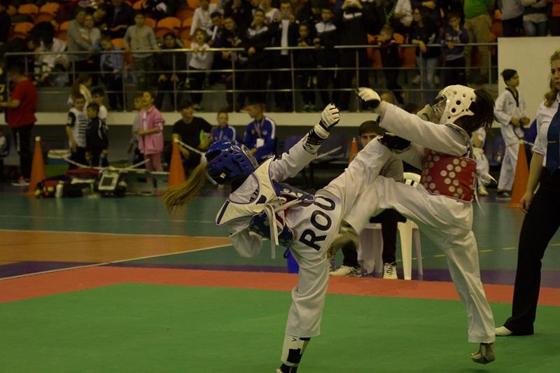 taekwondo Ana Sanautanu