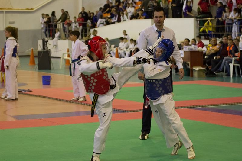 taekwondo Andreea Corduneanu