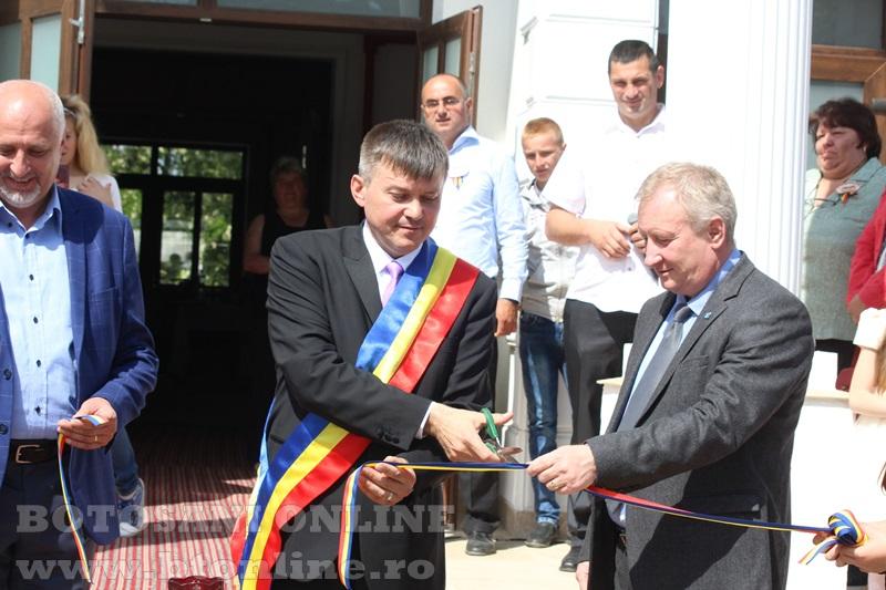 ibanesti, sat dumbravita, inaugurare camin cultural (10)