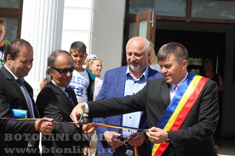 ibanesti, sat dumbravita, inaugurare camin cultural (11)