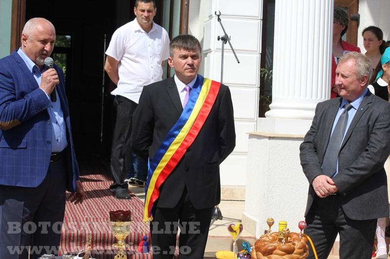 ibanesti, sat dumbravita, inaugurare camin cultural (5)