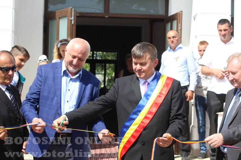 ibanesti, sat dumbravita, inaugurare camin cultural (9)