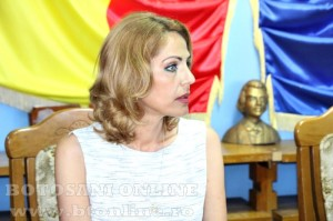 minodora vasiliu, director dsv botosani