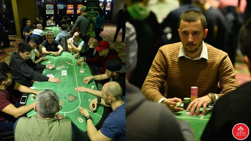 Moldova poker players