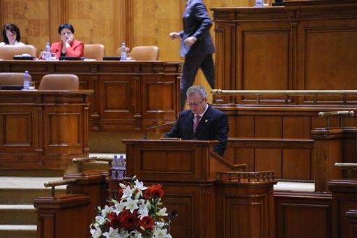 romancristian parlament