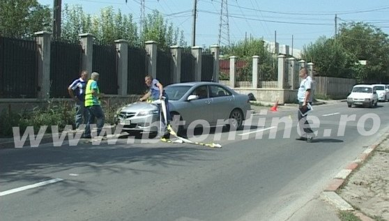 accident beristeanu