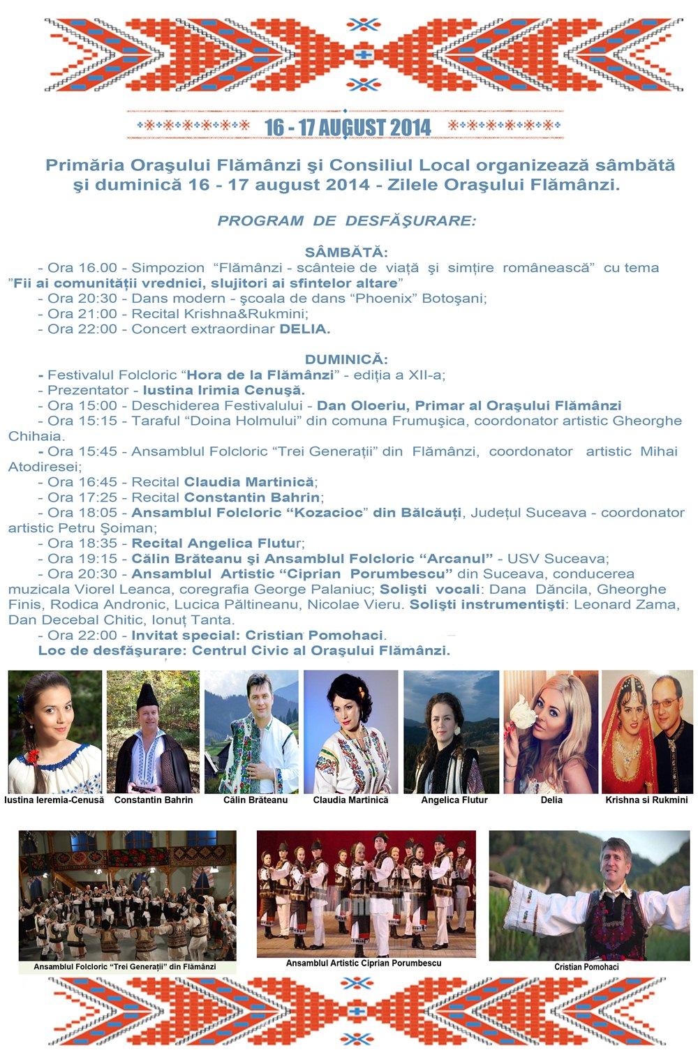 afis festival flamanzi