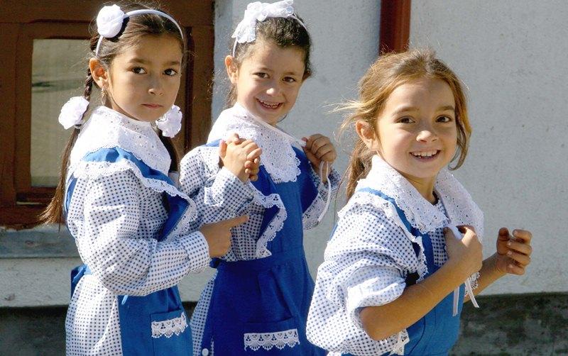 copii uniforma