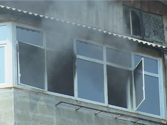 incendiu apartament George Enescu (2)