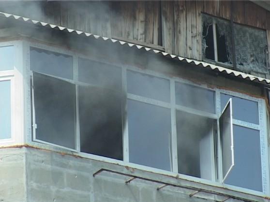 incendiu apartament George Enescu (3)