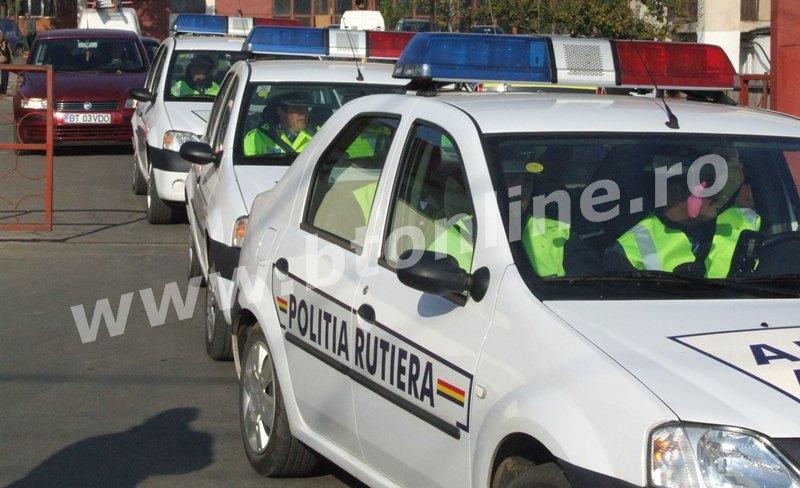 politie masini misiune