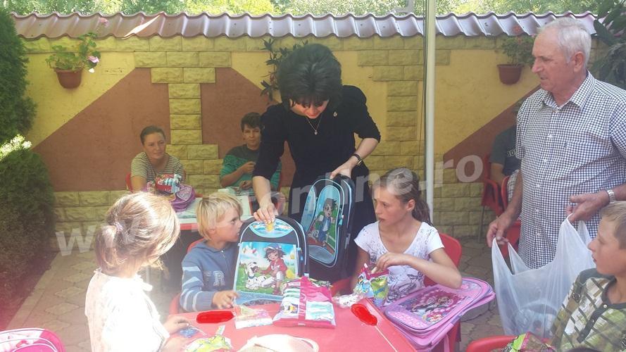 Doina Federovici - copii Rauseni (5)